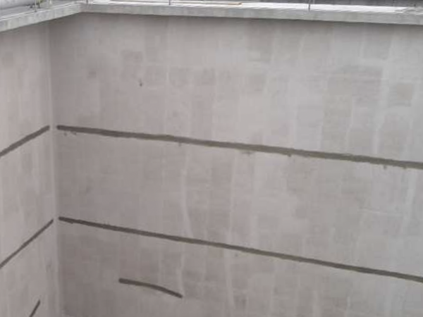 Cementbaseret spartel