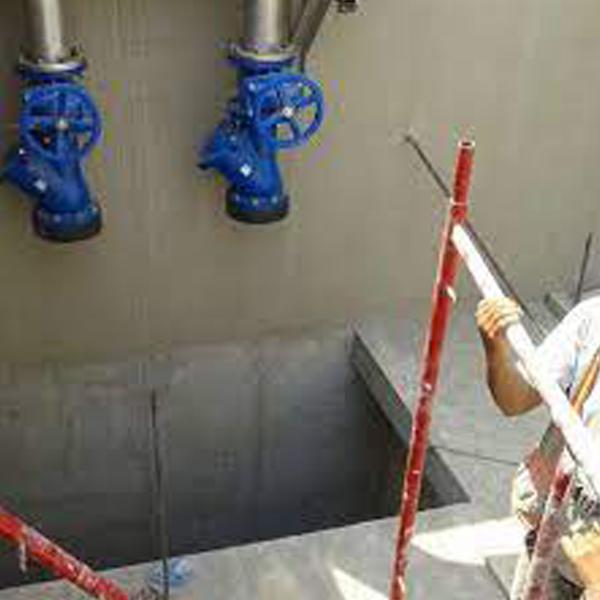 Hurtigthærdende reparationsbeton til vertikal og horisontal anvendelse, R4