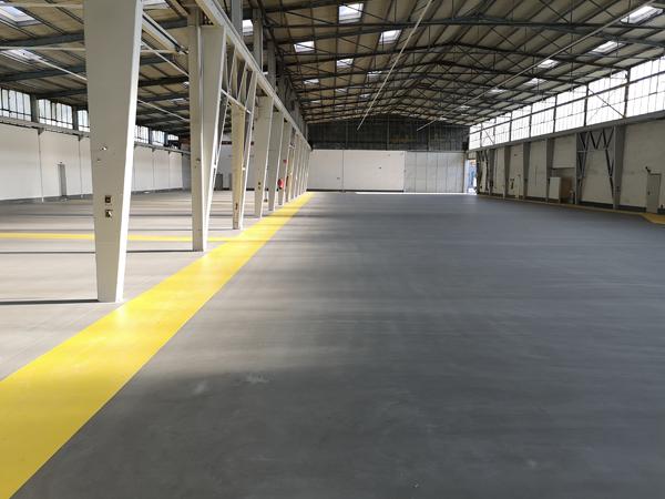 Industrielle gulve med høj ydeevne